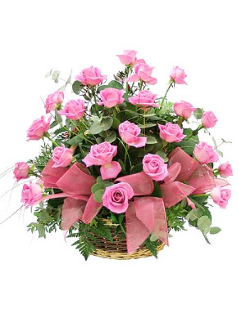 Pink korpa